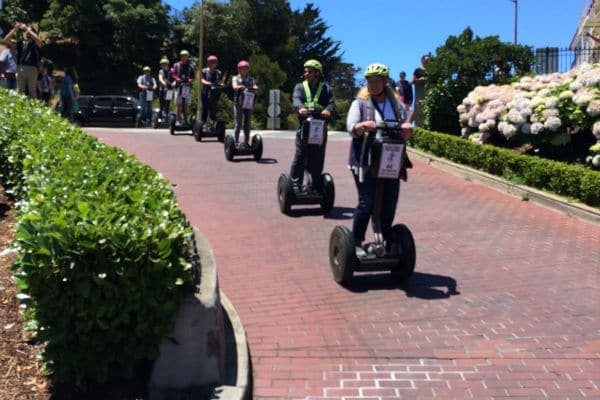 Advanced Hills & Crooked Street Segway Tour