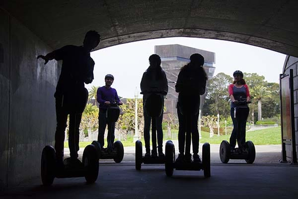Golden Gate Park Mini Segway Tour